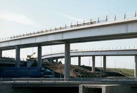 استفاده از تیرآهن در ساخت پل
